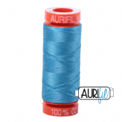 Aurifil 50 Cotton Thread - 1320 (Bright Teal)
